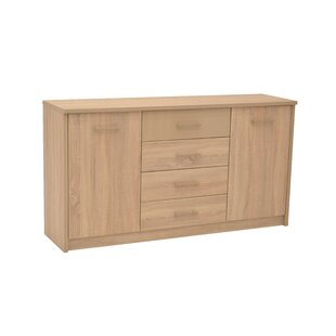 Blum 4 Drawer Combi Chest By Gracie Oaks