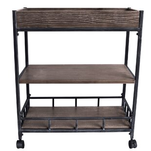 Serenity Bar Cart by 17 St..