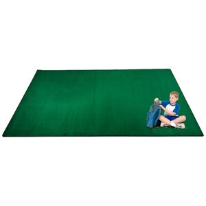 KidTastic Green Area Rug