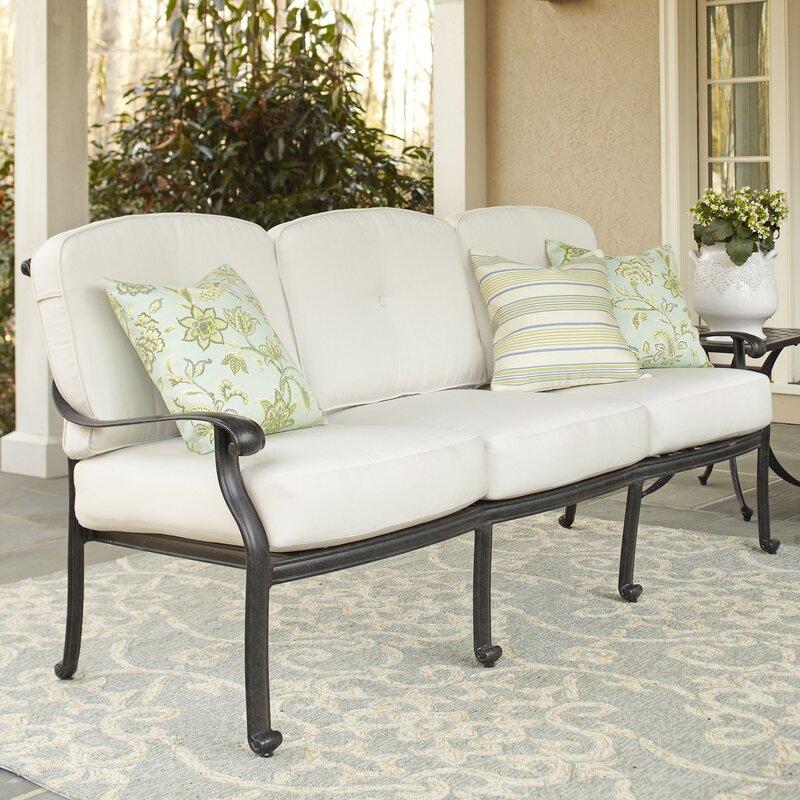 Carrington Sofa With Sunbrella® Cushions Part 69