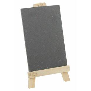 Mini Tabletop Chalkboard (Set Of 2) By Symple Stuff