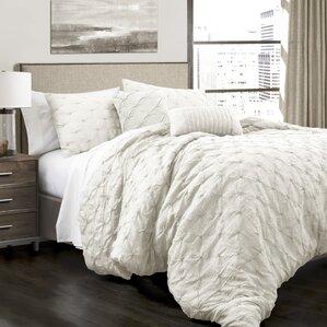 Plum Queen Comforter Set | Wayfair