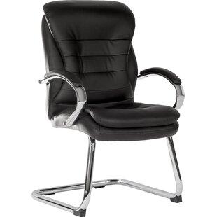 Bogardus Goliath Light Guest Chair By Mercury Row