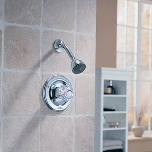Coupon Other Core Diverter Shower Faucet with Knob Handle ByDelta