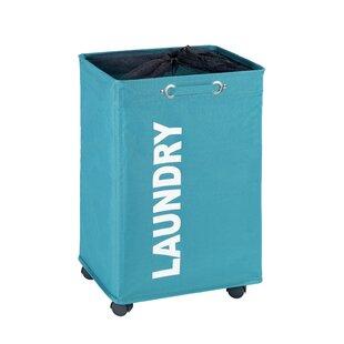 Quadro Laundry Bin By Mercury Row