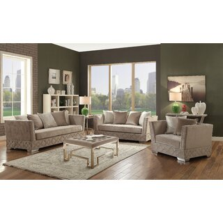 Crowthorne Configurable Living Room Set by Rosdorf Park