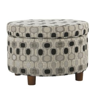 Souhail Storage Ottoman by Red..
