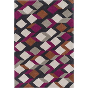 Reviews Conroy Hand-Tufted Area Rug ByWrought Studio