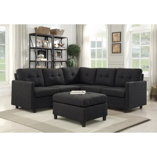 Westerleigh Modular Sectional with Ottoman