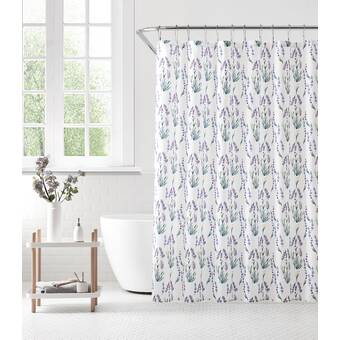 Highland Dunes Corinne Fish Scales Single Shower Curtain Wayfair