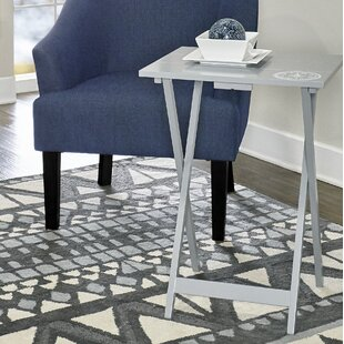 Caldecott Compass Tray Table Set by Breakwater Bay