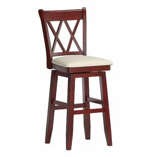 Brilliant Hiram 25 75 Swivel Bar Stool Caraccident5 Cool Chair Designs And Ideas Caraccident5Info