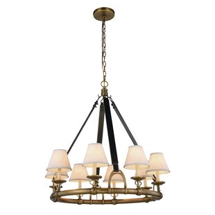 Darby Home Co Slater 31-Light Shaded Chandelier
