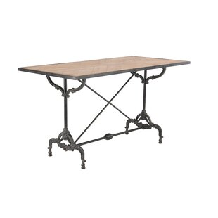 Gracie Oaks Chelseaville Traditional Dining Table