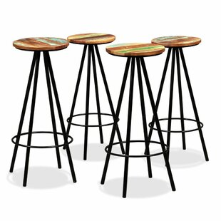 Peniste 76cm Bar Stool (Set Of 4) By Williston Forge
