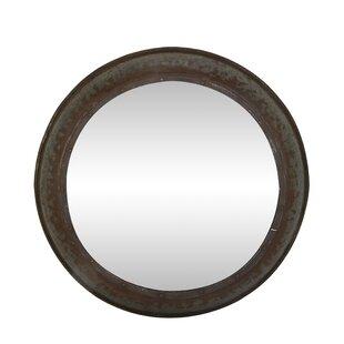 Find a Laffey Rustic Antique Bathroom/Vanity Mirror ByWilliston Forge