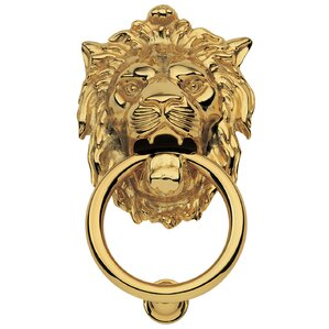 Leone Door Knocker  sc 1 st  Wayfair & Door Knockers Youu0027ll Love | Wayfair pezcame.com