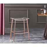 Bustos 25.5 Counter Stool by Everly Quinn