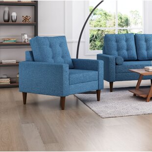Compare prices Bloch Armchair by George Oliver Reviews (2019) & Buyer's Guide