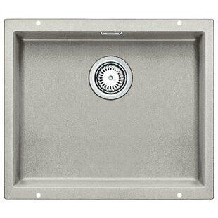 Grey Undermount Sink | Wayfair.co.uk