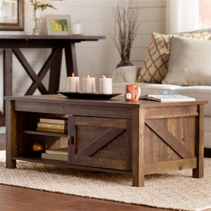Gilby Coffee Table by August Grove