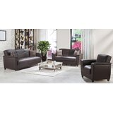 Cuffee 2 Piece Sleeper Living Room Set by Red Barrel Studio®