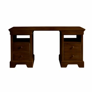 Beckett Kids Study Desk with Drawers by Harriet Bee