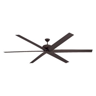 Comparison 96 Habandi 6-Blade Ceiling Fan with Wall Remote By Orren Ellis