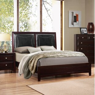 Barfield Panel Bed by Charlton Home