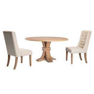 Vienna 3 Piece Dining Set