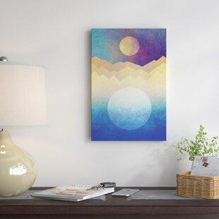 Sun And Moon Wall Art Wayfair