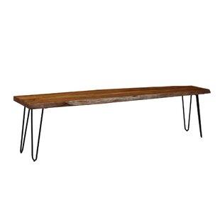 Arreola Wood Bench