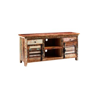 Ziane Coastal TV Stand For TVs Up To 58