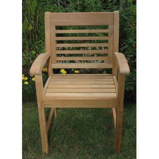 Regal Teak Westerly Teak Patio Dining Chair