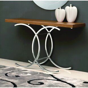 Brightling Console Table by Everly Quinn