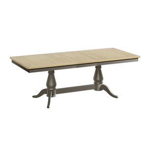 Corral Extendable Dining Table By August Grove