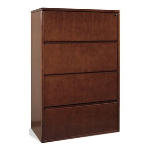 Jusino 4-Drawer File
