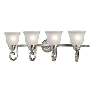 Order Halvorsen 4-Light Vanity Light By Darby Home Co