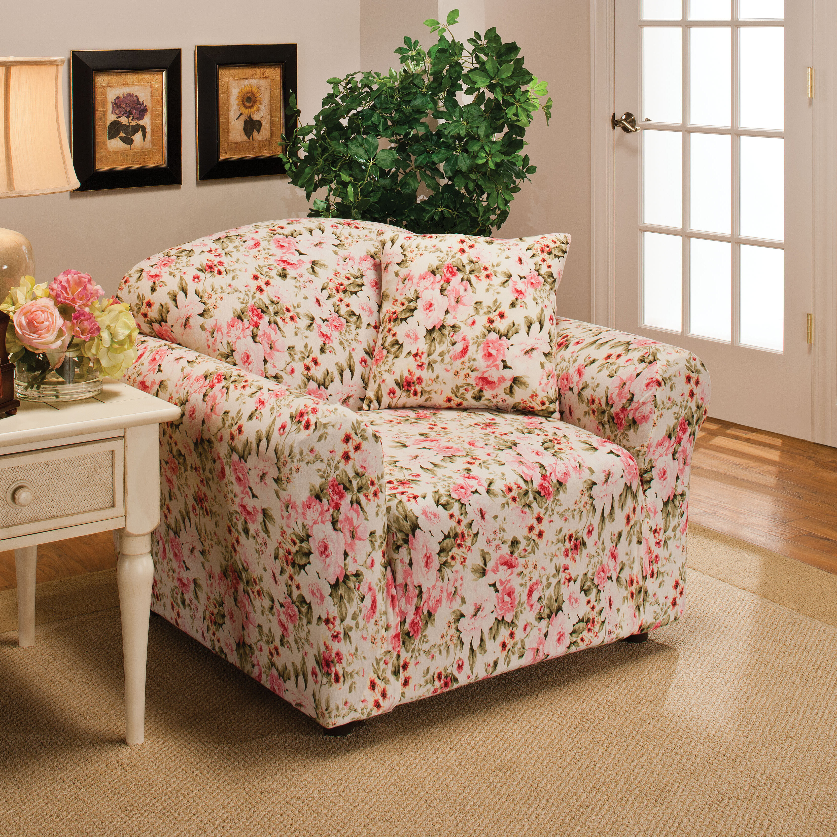 Floral Slipcovers For Sofas Coffee Tables Ideas