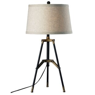 Quinn Functional LED 30 Tripod Table Lamp