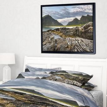 East Urban Home Golden Eagle Portrait Lauvsnes Norway Photographic Print Wayfair