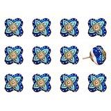 Paquet de 3 boutons de fantaisie peints à la main Bair (Ensemble de 12)