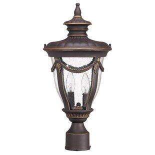 Goings 2-Light Lantern Head by Astoria Grand
