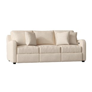 Online Reviews Van Reclining Sofa by Wayfair Custom Upholstery™ Reviews (2019) & Buyer's Guide