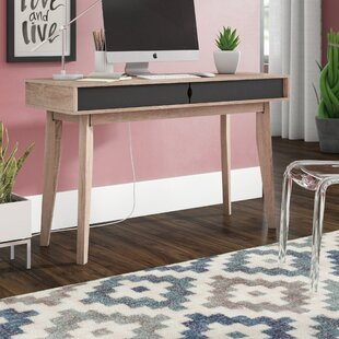 Ezra Mid-Century Modern Writing Desk by Langley Street