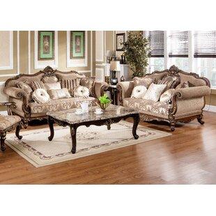 Astoria Grand Peabody 2 Piece Living Room..