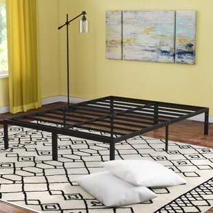 Frazier Bed Frame by Alwyn Home