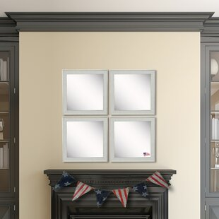 Searching for Vinson Accent Mirror (Set of 4) ByOphelia & Co.