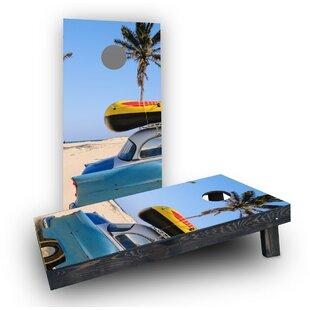 Custom Cornhole Boards Bea..