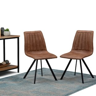 Lamartine Upholstered Dining Chair (Set of 2)